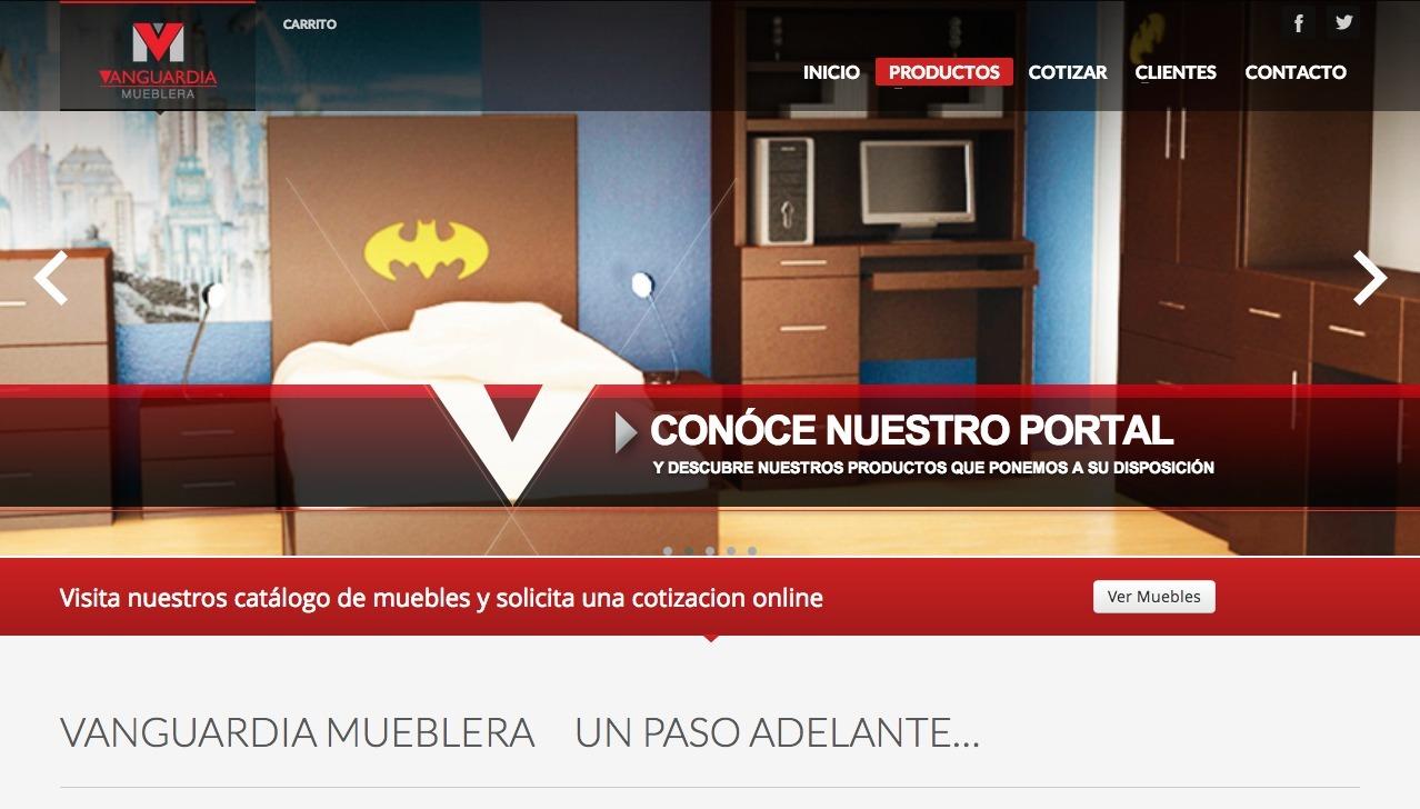 Vanguardia Mueblera Fabrica Los Mejores Muebles Modernos Muebles  # Muebles Modernos En Guadalajara